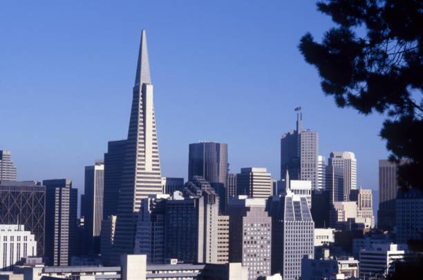 Le Quartier Des Affaires De San Francisco Pictures | Getty Images