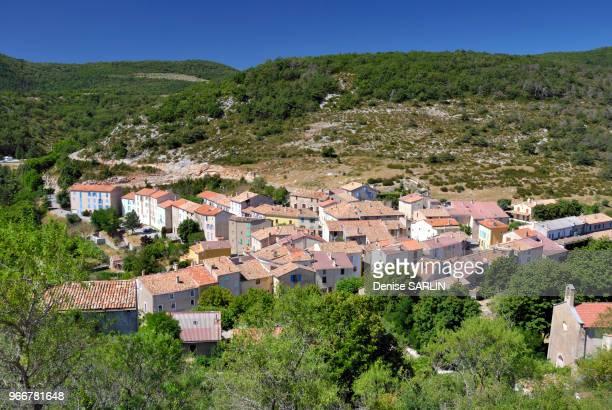 Vue générale CompssurArtuby Var PACA ProvenceAlpesCôte d'Azur France