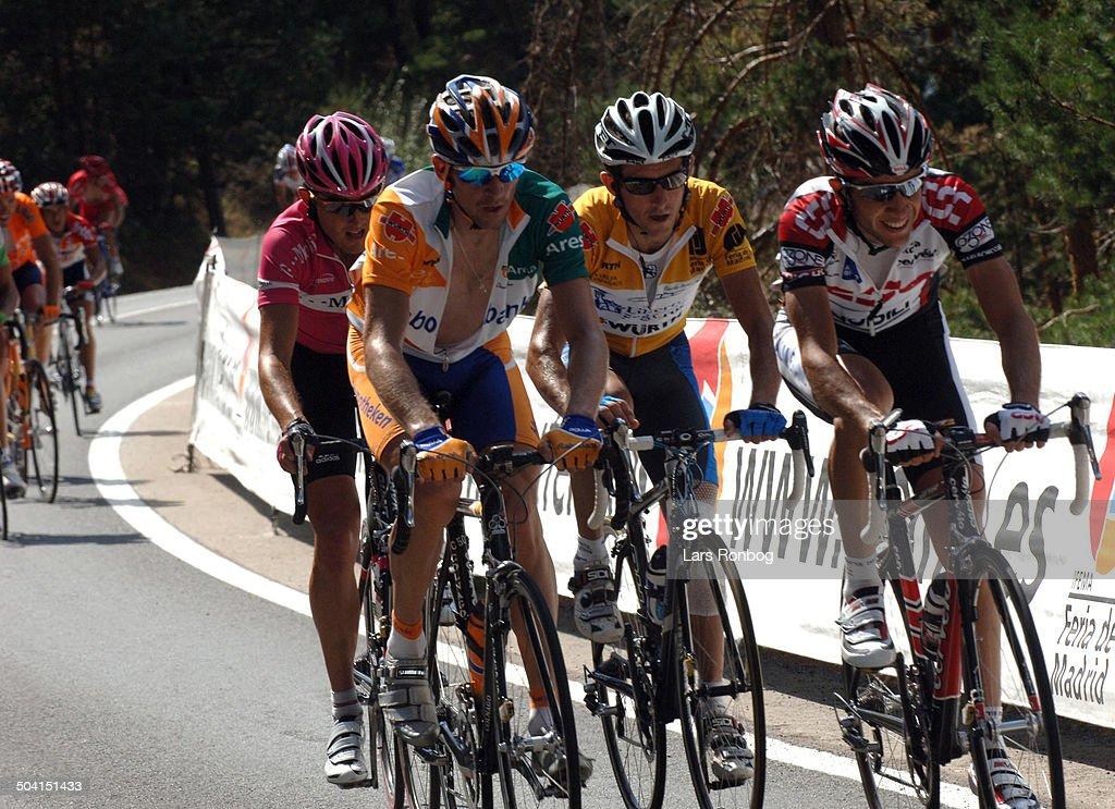 Fotos e imagens de Vuelta a Es...