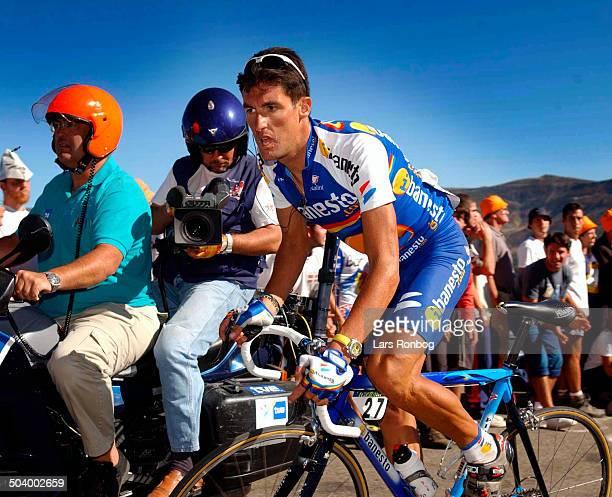 Vuelta a Espana 8 etape Jose Maria Jimenez i Banesto