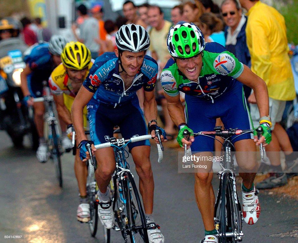 Vuelta a Espana, stage 10 : News Photo