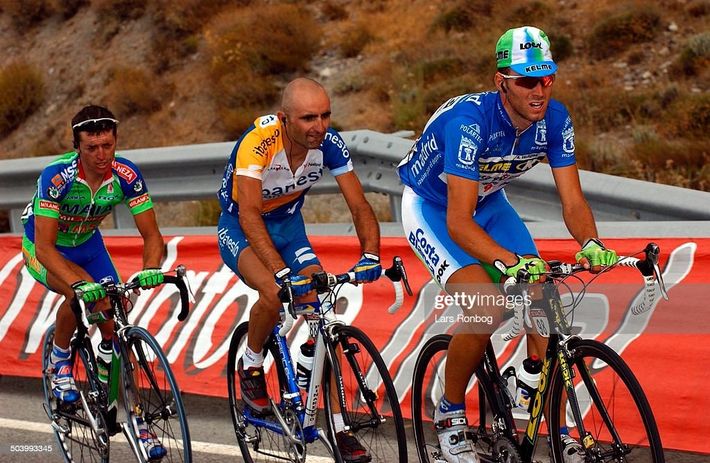 Vuelta a Espana, stage 16... : News Photo