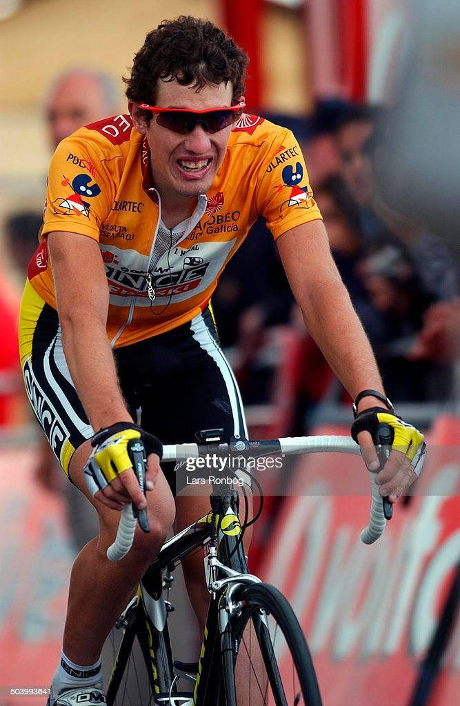 Vuelta a Espana, stage 16 - Isidro Nozal, Once.
