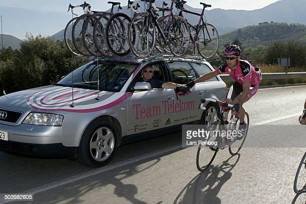 Vuelta Valenciana 1 etape Bobby Julich Telekom