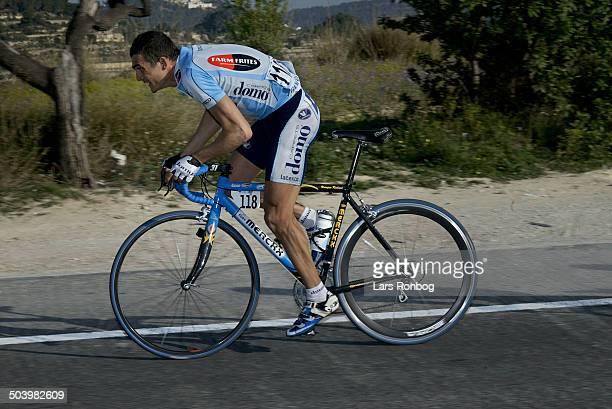 Vuelta Valenciana 1 etape Richard Virenque DOMO Farm Frites