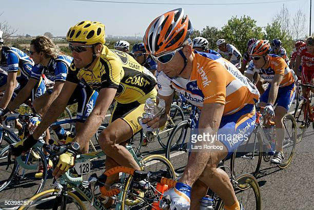 Vuelta Valenciana 2 etape Alex Zülle Team Coast og Marcus Zberg Rabobank