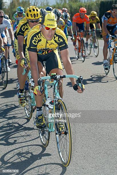 Vuelta Valenciana 2 etape Angel Luis Casero Team Coast