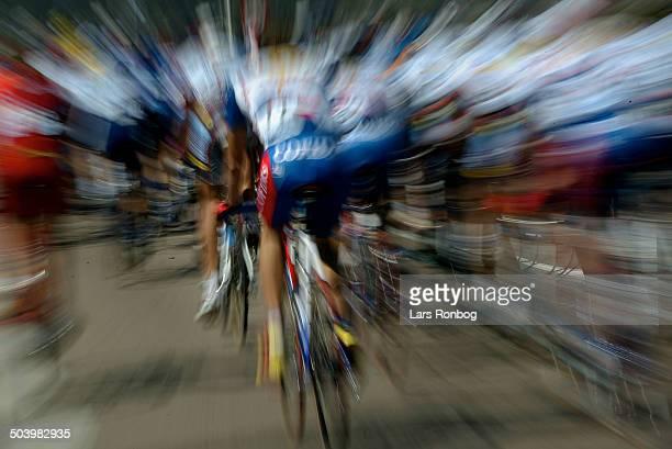 Vuelta Valenciana 2 etape cykelfeltet