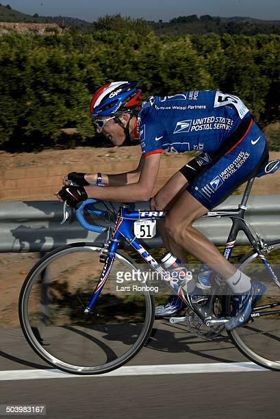 Vuelta Valenciana 2 etape Michael Barry US Postal