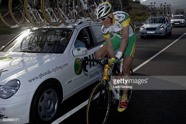 Vuelta Valenciana 2 etape Michael Reihs Phonak