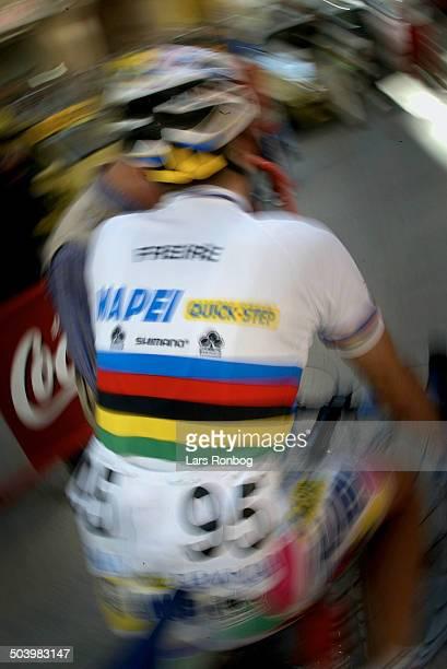 Vuelta Valenciana 2 etape Oscar Freire Mapei verdensmester