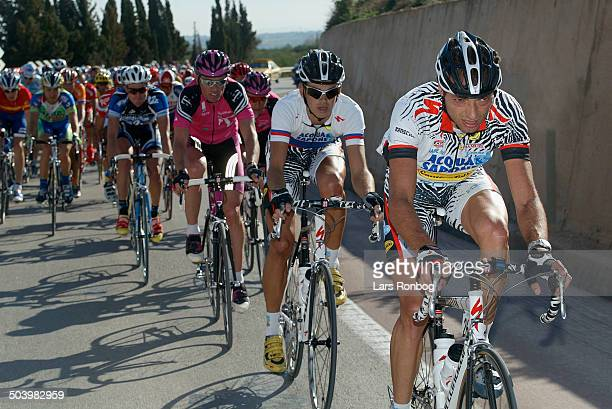 Vuelta Valenciana 2 etape Roberto Conti Acqua Sapone