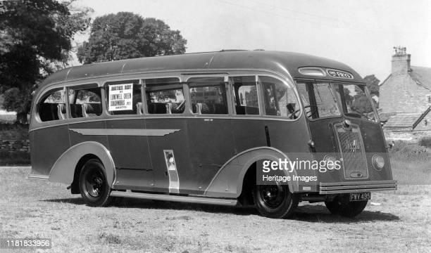 Vulcan 6PF Longwell Green bus. Creator: Unknown.
