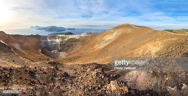 """Veranstaltungsraum """" Vulcano""""  – Gran Cratere della Fossa, Äolischen Inseln-Sizilien"""