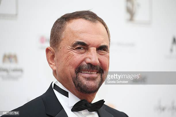 Vural Oeger during the 'Die Goldene Deutschland' Gala on July 26 2015 at Cuvillies Theater in Munich Germany