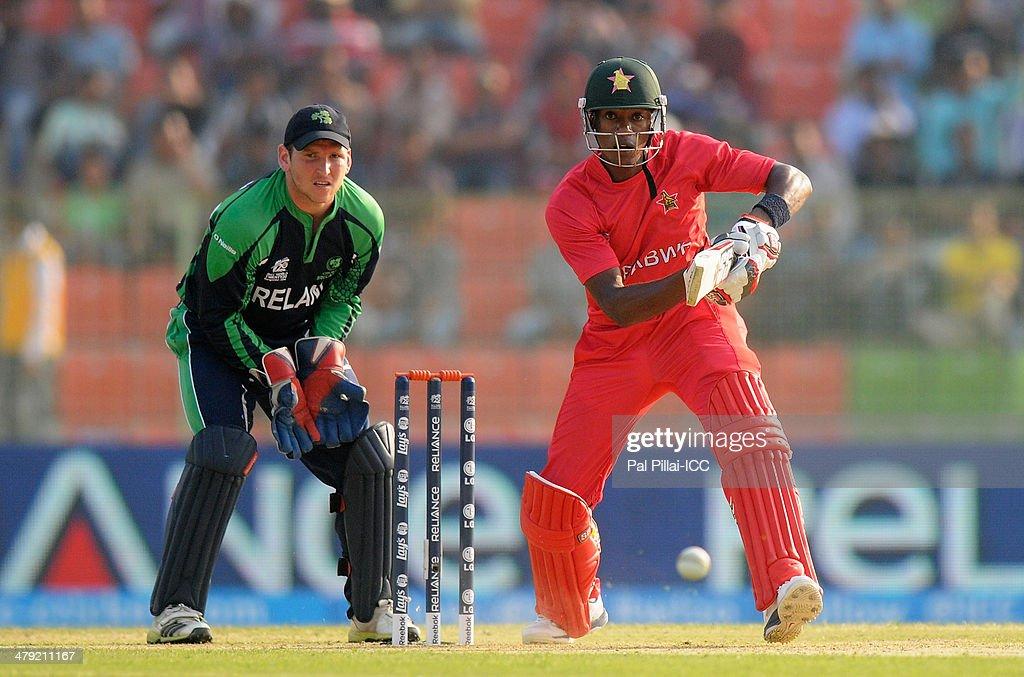 Zimbabwe v Ireland - ICC World Twenty20 Bangladesh 2014