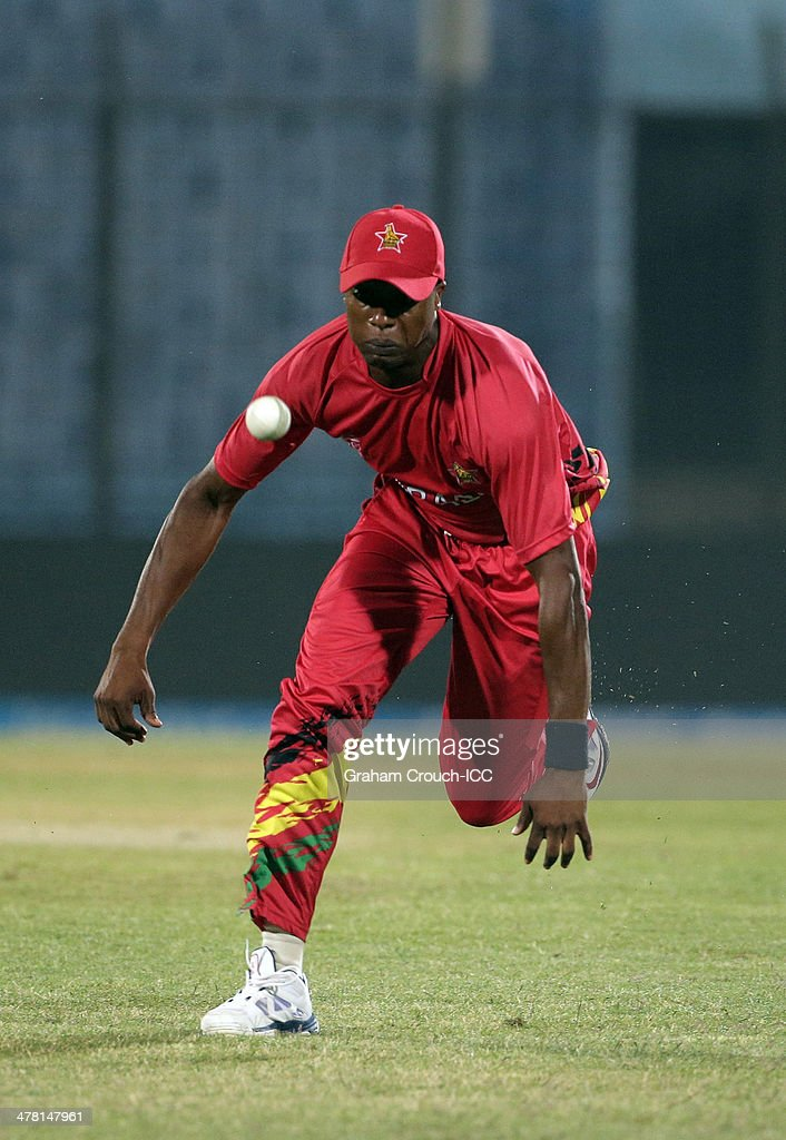 Zimbabwe v Hong Kong - Warm Up Game: ICC World Twenty20 Bangladesh 2014
