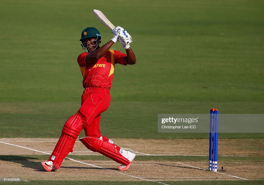 ICC Twenty20 World Cup: Zimbabwe v Hong Kong