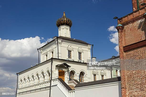 Vvedenskaya Church in Kazan Kremlin