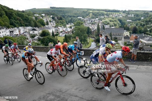 Vyacheslav Kuznetsov of Rusia and Team Katusha-Alpecin / Boris Vallee of Belgium and Wanty-Gobert Cycling Team / Stijn Vandenbergh of Belgium and...