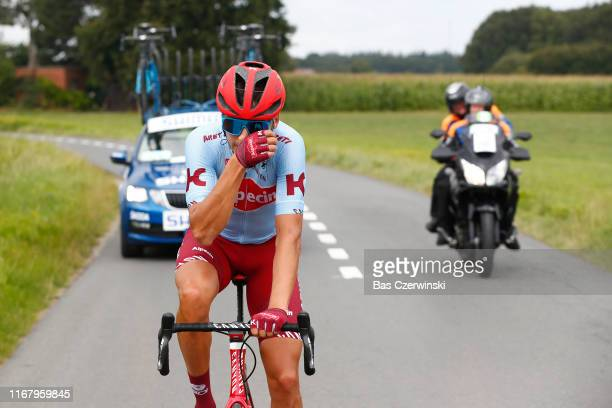 Vyacheslav Kuznetsov of Rusia and Team Katusha-Alpecin / during the 15th Binck Bank Tour 2019, Stage 3 a 166,9km stage from Aalter to Aalter /...