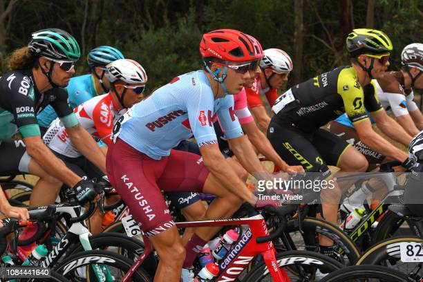 Vyacheslav Kuznetsov of Rusia and Team Katusha-Alpecin / during the 21st Santos Tour Down Under 2019, Stage 4 a 129,2km stage from Unley to...