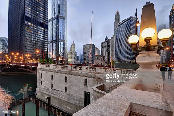 Wabash Avenue Bridge, Chicago
