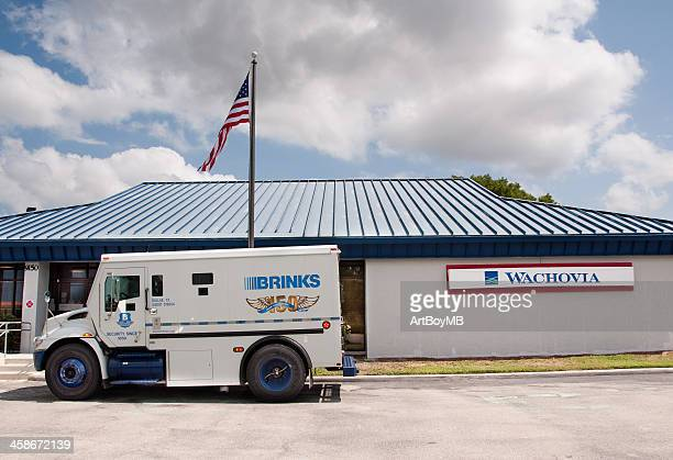 Wachovia Bank and Brinks armored truck