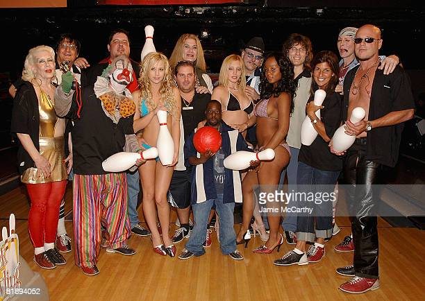 Wack Pack members Croy Joey BootsYucko the Clown Fred the Elephant BoyNicole Bass BeetlejuiceJeff the DrunkDouble A John the StuttererSiobhanMariane...
