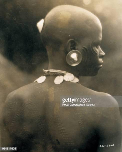 Wacumba Warrior Tanganyika Tanzania 1934