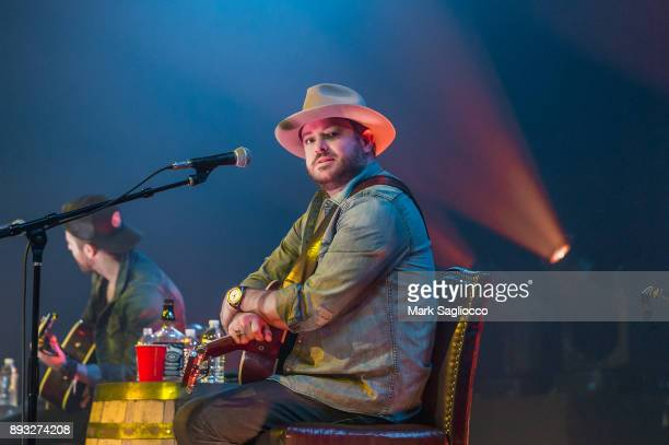 Wade Bowen performs at The Town Hall on December 14 2017 in New York City