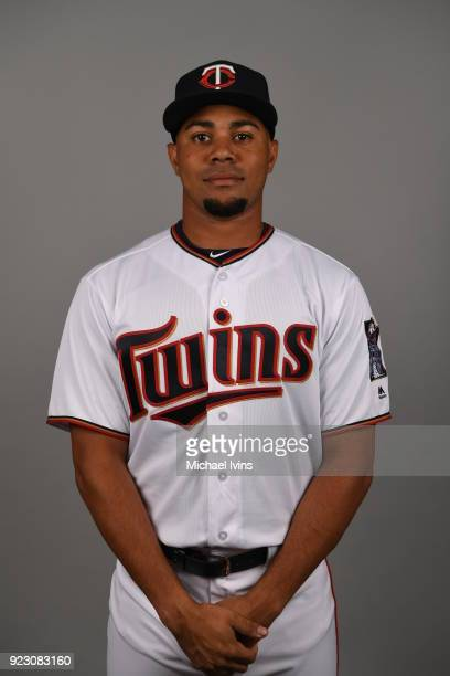 Wade LaMonte of the Minnesota Twins poses during Photo Day on Wednesday February 21 2018 at CenturyLink Sports Complex in Fort Myers Florida