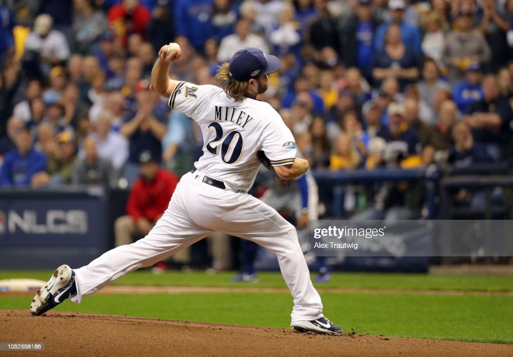 Image result for wade miley nlcs