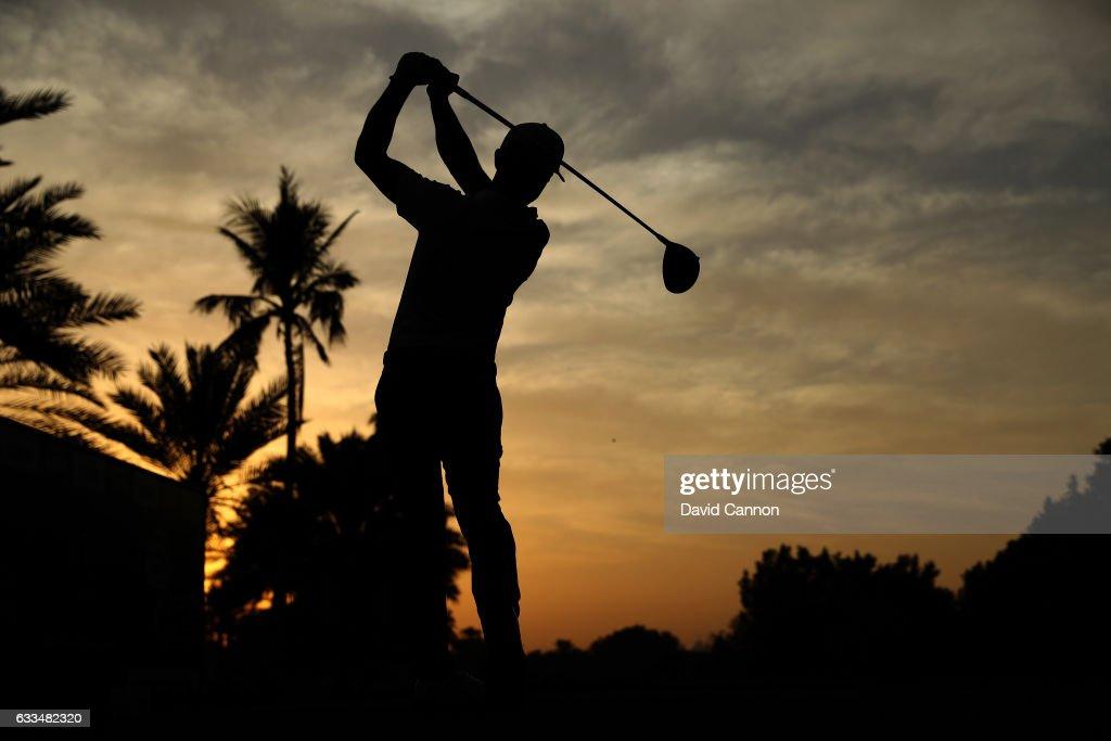 Omega Dubai Desert Classic - Day One