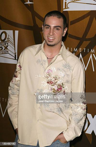 Wade Robson attends the Fox Emmy Party after the 59th Annual Primetime Emmy Awards at Spago on September 16 2007 in Berverly Hills California