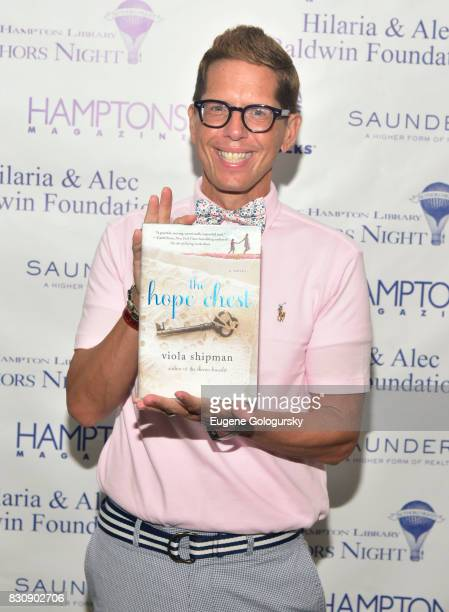Wade Rouse attends Authors Night 2017 At The East Hampton Library at The East Hampton Library on August 12 2017 in East Hampton New York