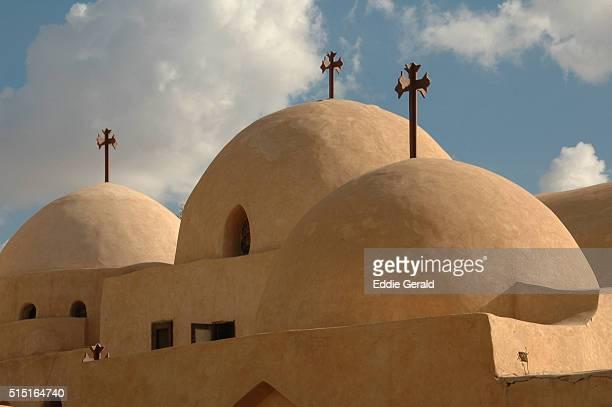 Wadi Natrun Monasteries in Egypt