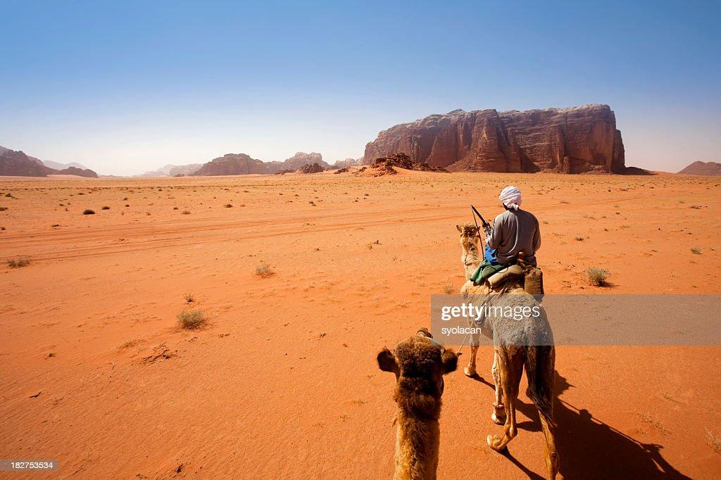 Wadi Rum Desert, Jordan : Stock Photo