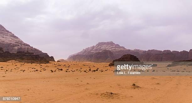 Wadi Rum desert