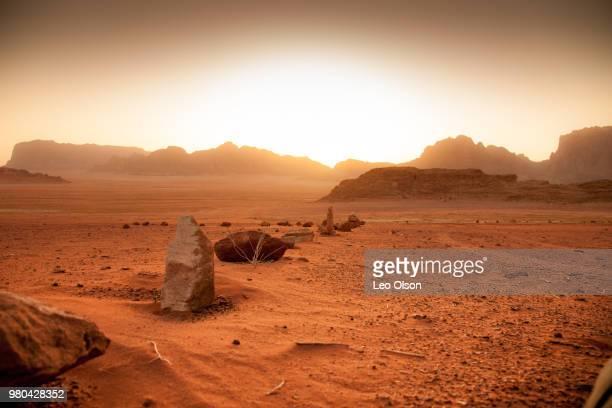 Wadi Rum valley, Petra, Jordan