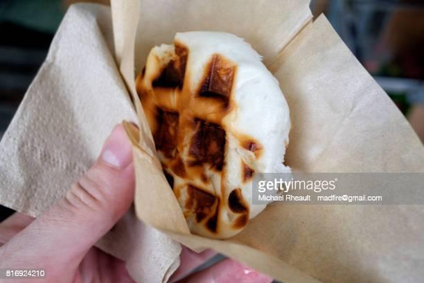 Waffle Bao