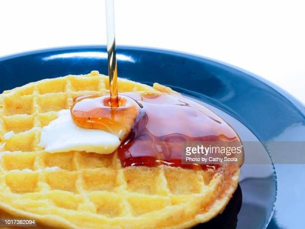 waffle - waffle stock pictures, royalty-free photos & images