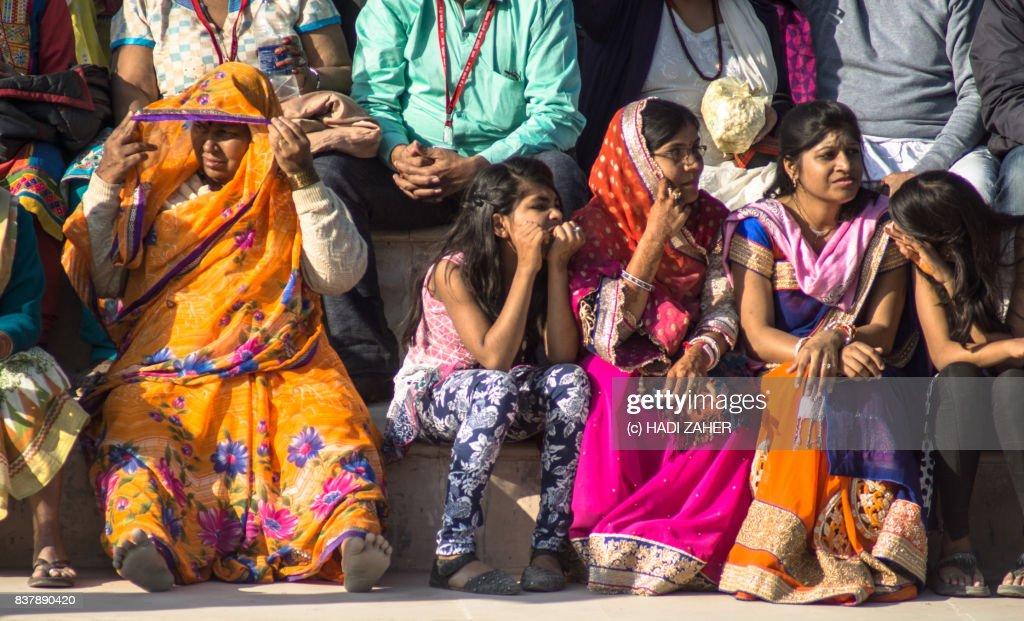 Wagah Border Ceremony   India - Pakistan Border