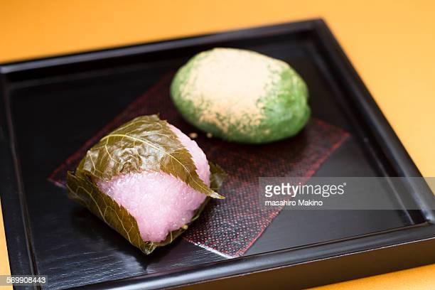 Wagashi, Japanese confectionery