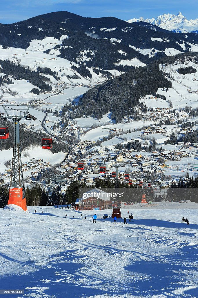 Wagrain, Austria - Alps : Stock Photo