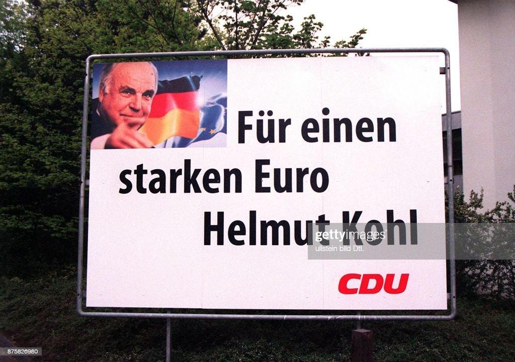 Bundestagswahl 1998 : Nachrichtenfoto