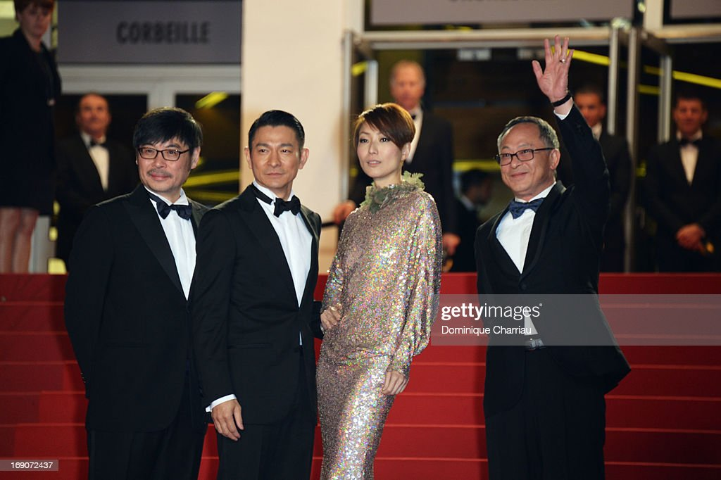 'Blind Detective' Premiere - The 66th Annual Cannes Film Festival