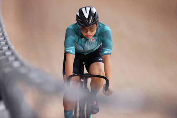 JPN: Cycling - Track - Olympics: Day 13