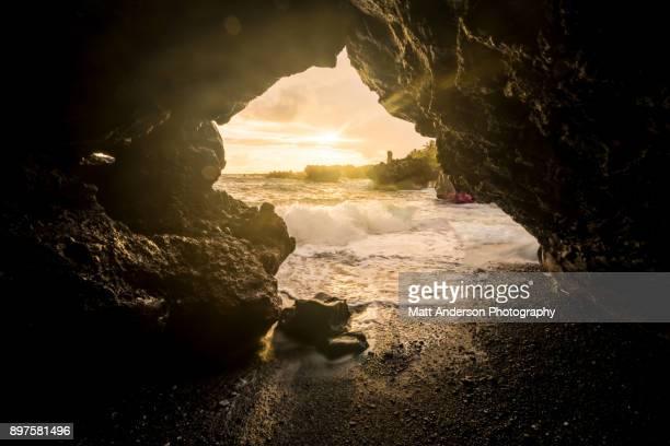 Waianapanapa Beach Cave #1