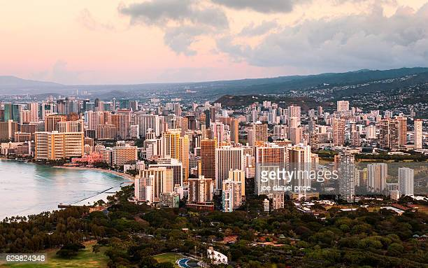 Waikiki, Honolulu, Oahu, Hawaii, America